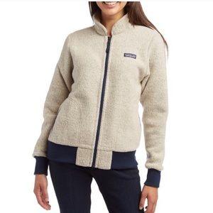 EUC**Patagonia Woolyester Fleece Jacket